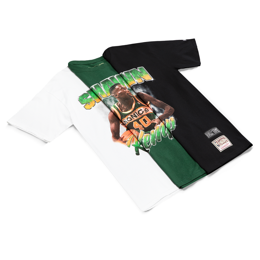 Player Tee Shawn Kemp Black