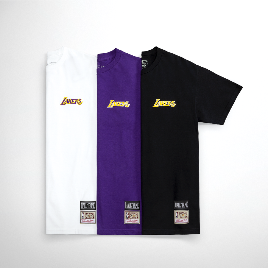 Lakers Tee Black