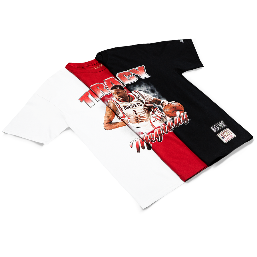 Player Tee Tracy McGrady White