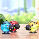 Portable 360 Degree Rotation Creative Cartoon Beetle Cool Mist Humidifier Simple Creations