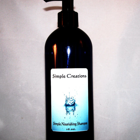 Beautiful Tragedy Shampoo (Vegan-Friendly) Without Zinc Oxide, Shampoo - Gentry's Simple Creations, Gentry's Simple Creations