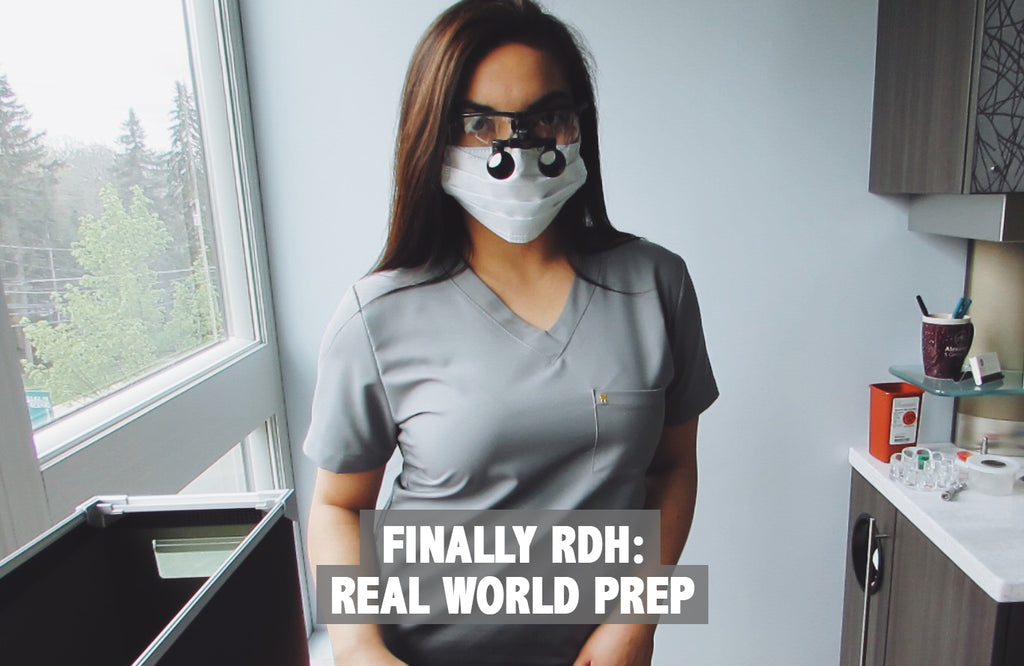 Finally RDH: Real World Prep