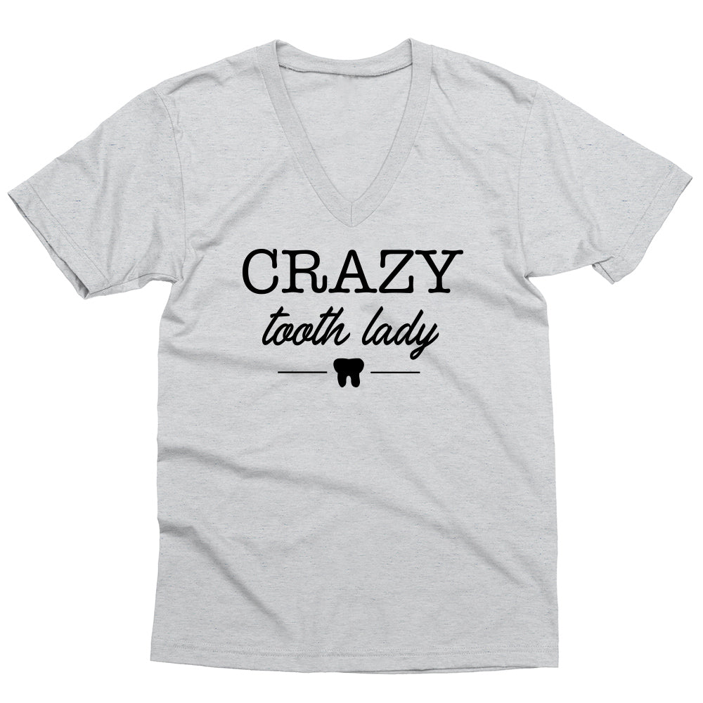 Crazy Tooth Lady