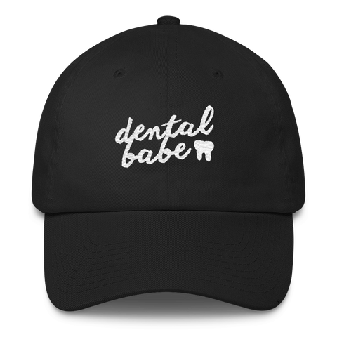 Dental Babe Baseball Cap