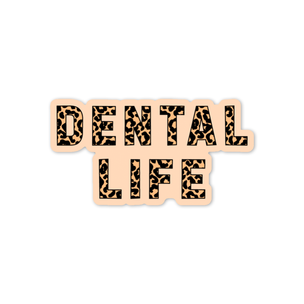 Dental Life Sticker