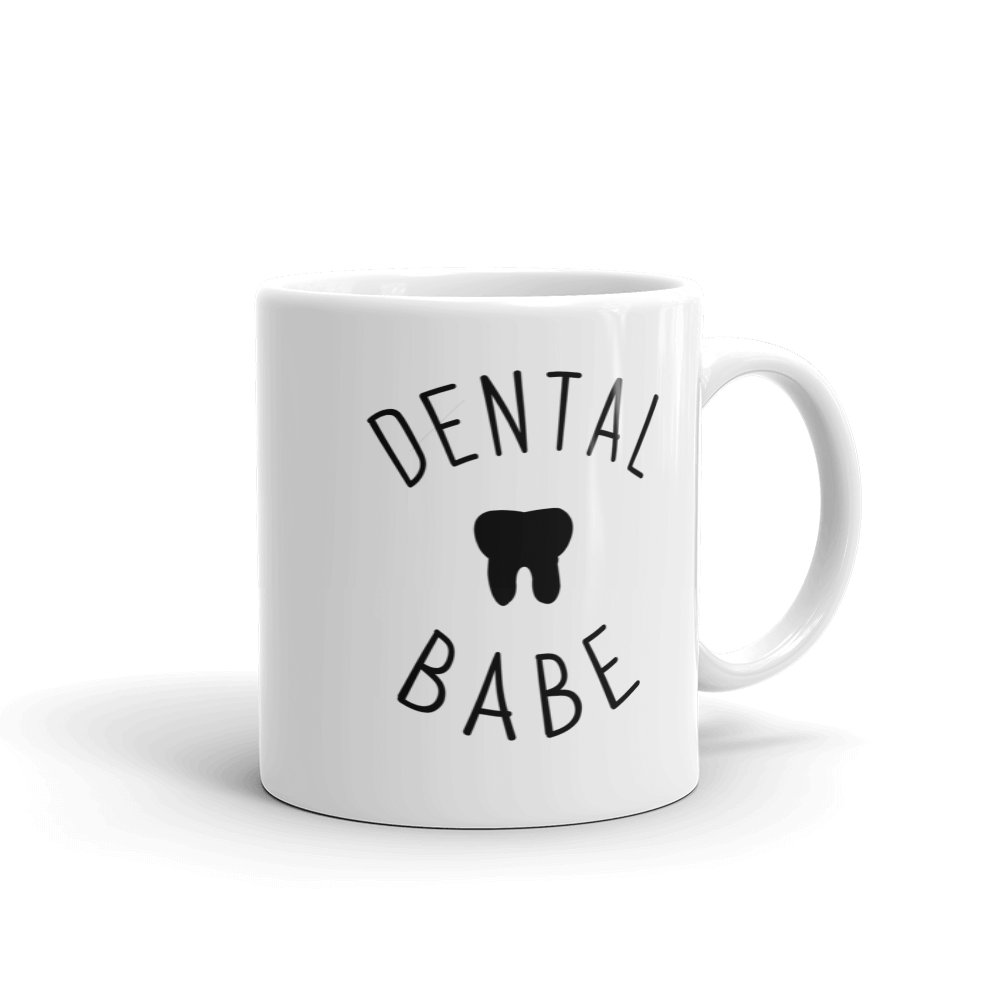 Dental Babe - Mug