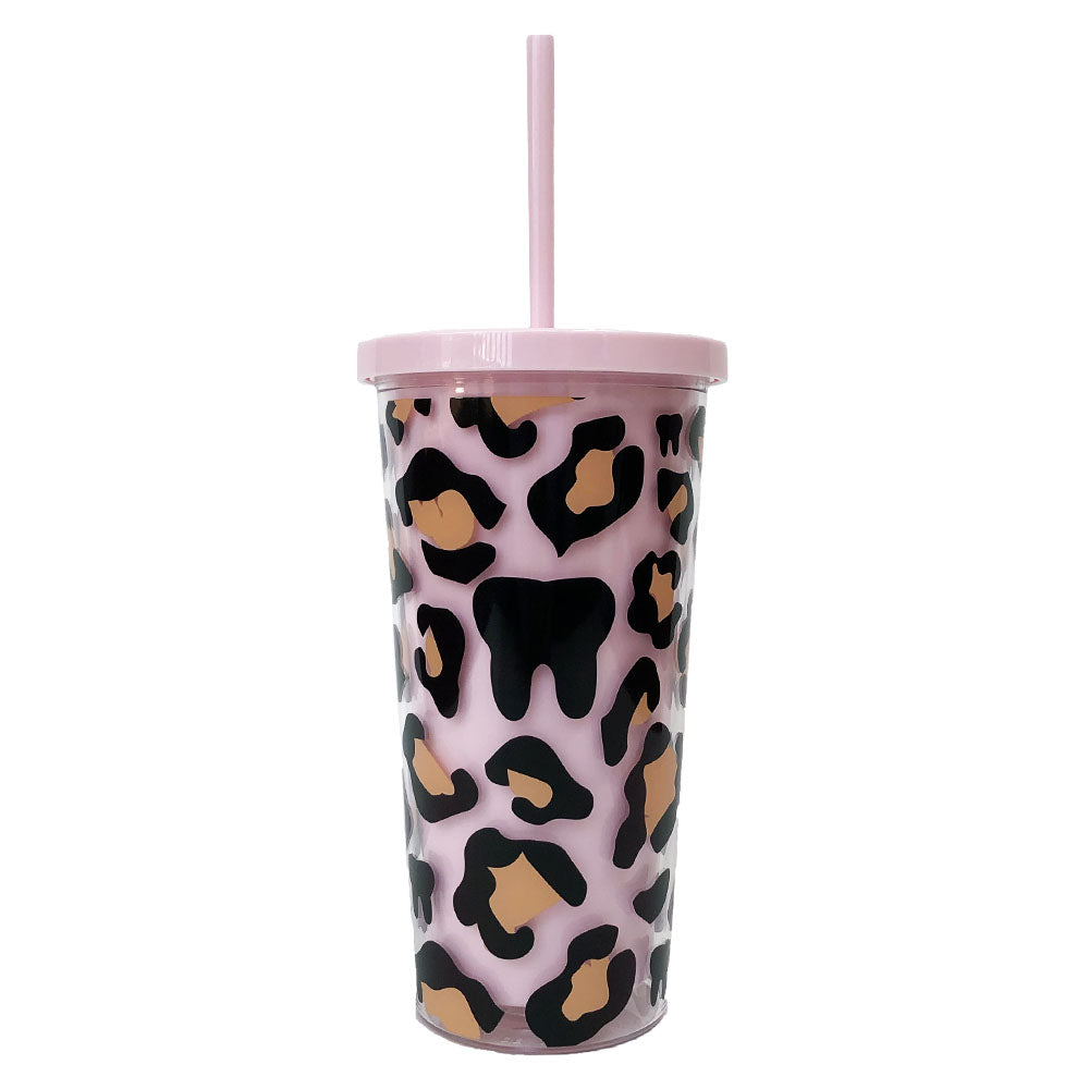 Leopard Tooth Tumbler