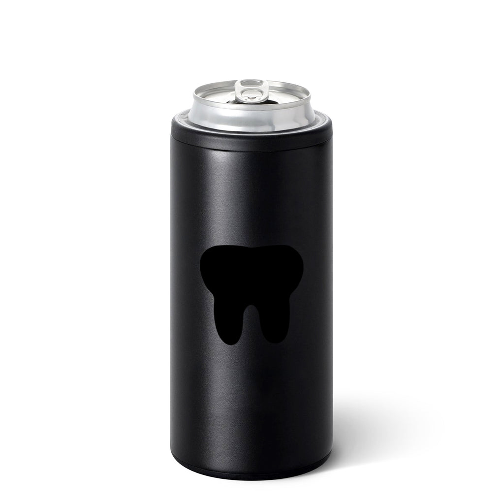 Over Exposed Stainless Steel Koozie