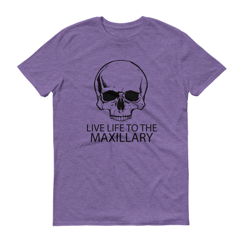 Live Life to the Maxillary (El Centro)