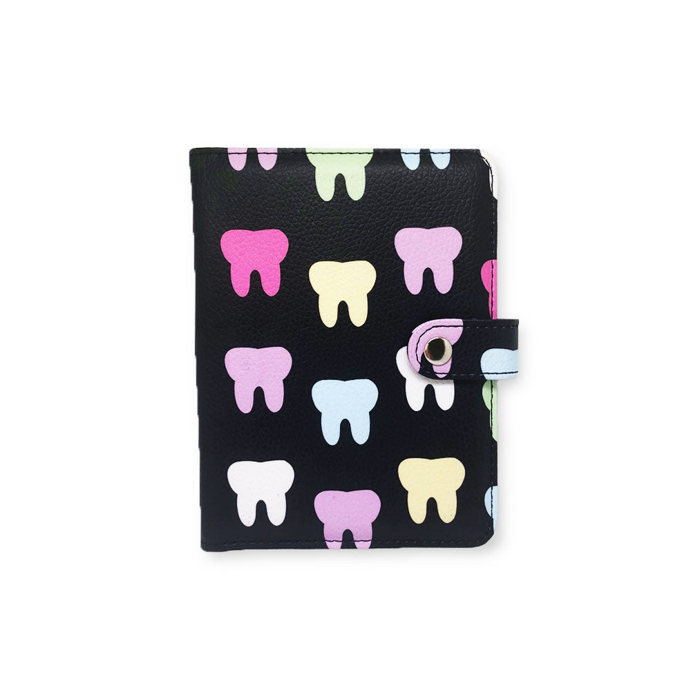 Toothy Passport Holder