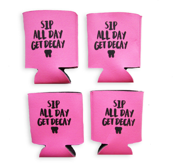 Sip All Day Koozie - 4 PK