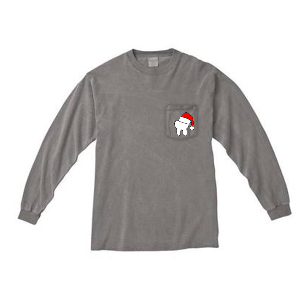 Santa Tooth Pocket
