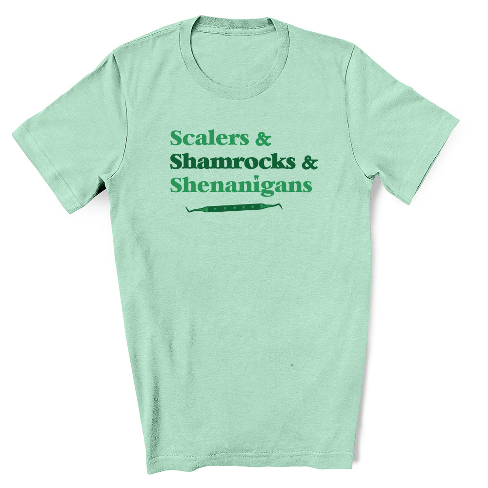 Scalers & Shamrocks