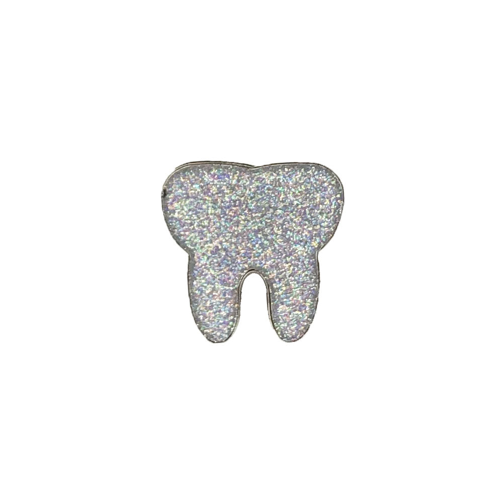 Silver Tooth Pin