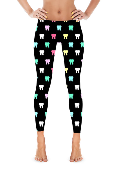Toothy Leggings