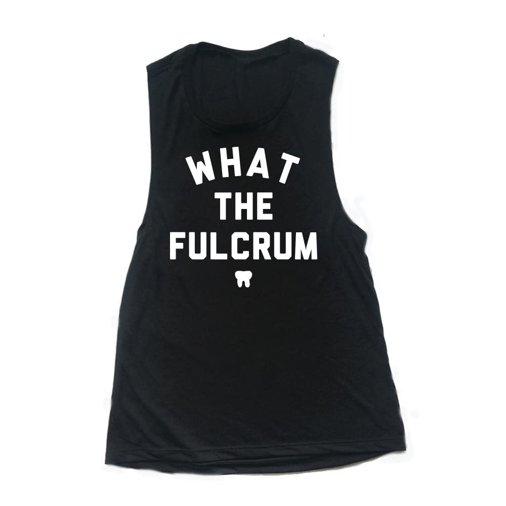 What the Fulcrum - Tank