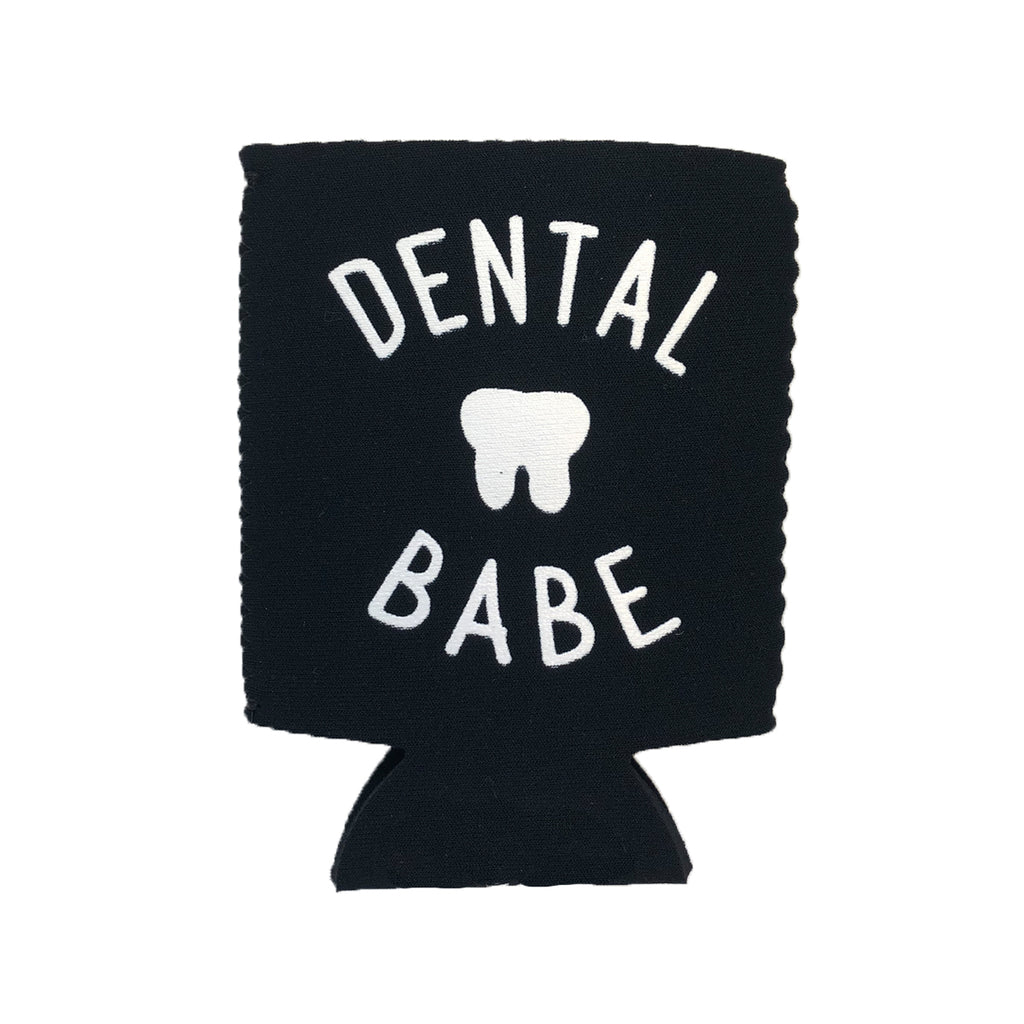 Dental Babe Koozie