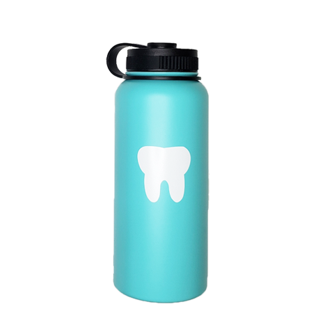 tooth water bottle