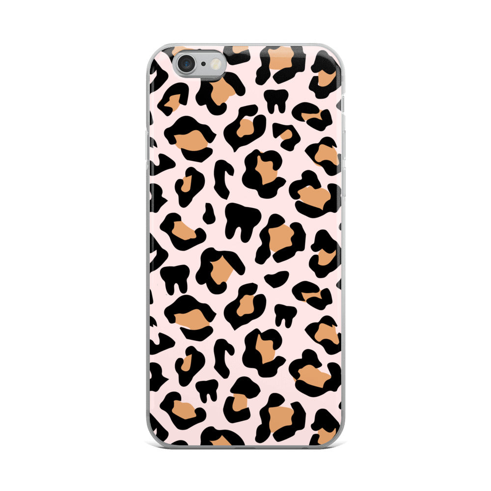 Leopard Tooth iPhone Case