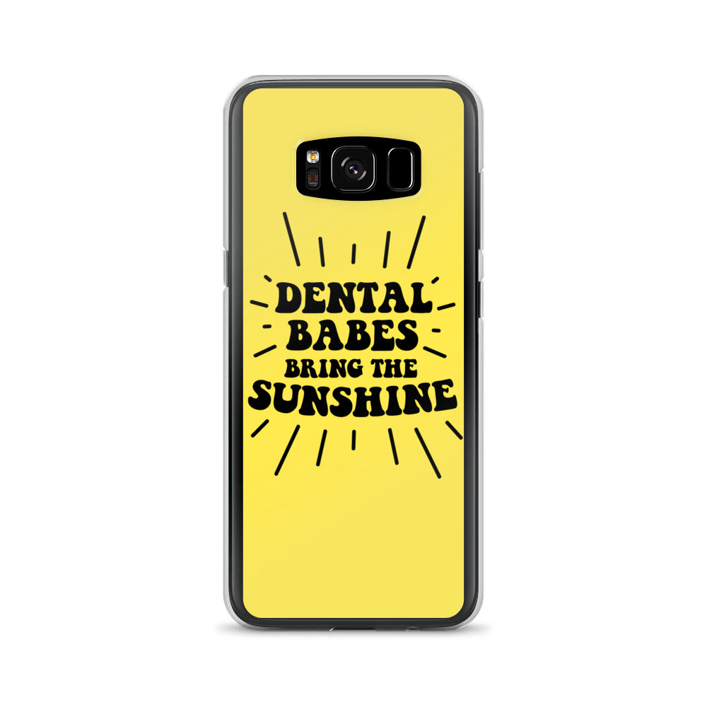 Sunshine Samsung Case