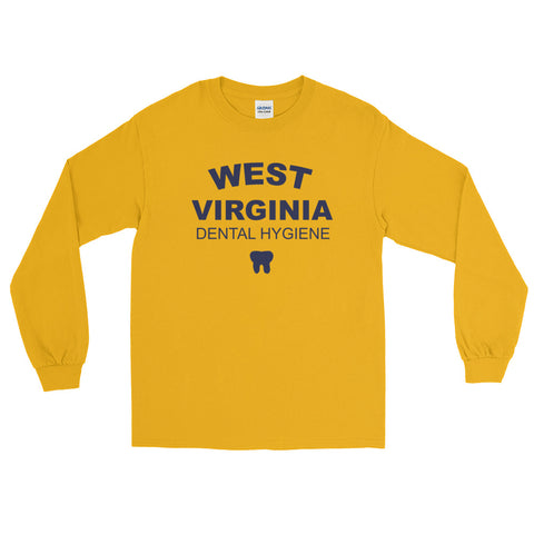 WVU DH Long Sleeve
