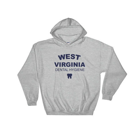 WVU DH Hooded Sweatshirt