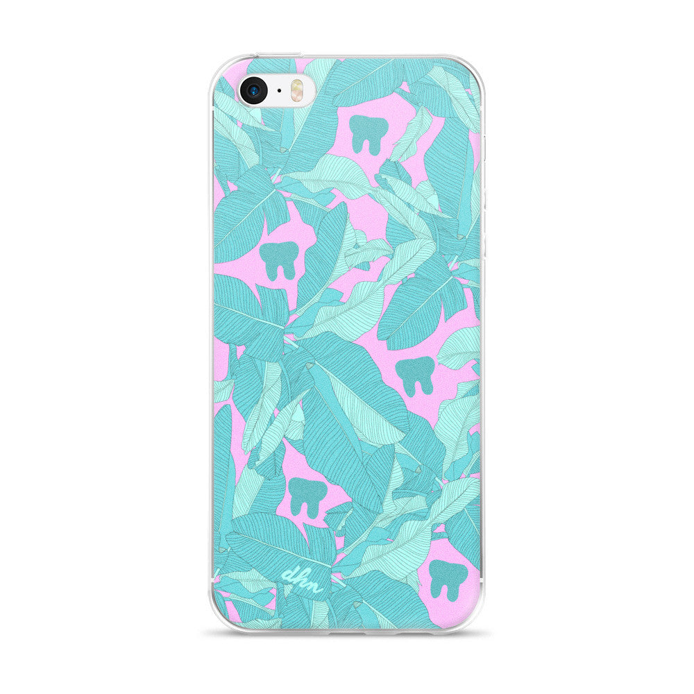 Palm Print iPhone Case