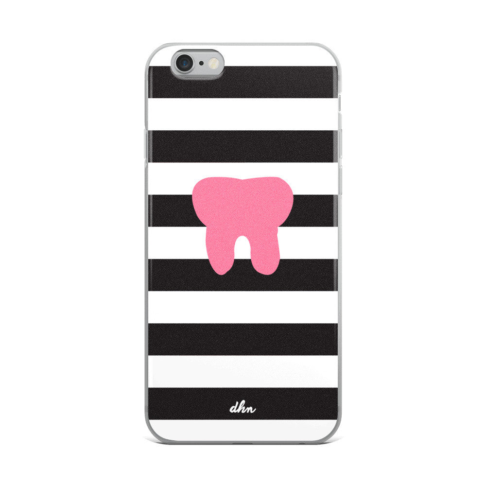 Stripe iPhone Case