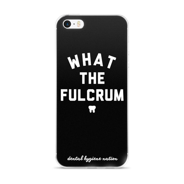 Fulcrum iPhone Case (5/6/7)