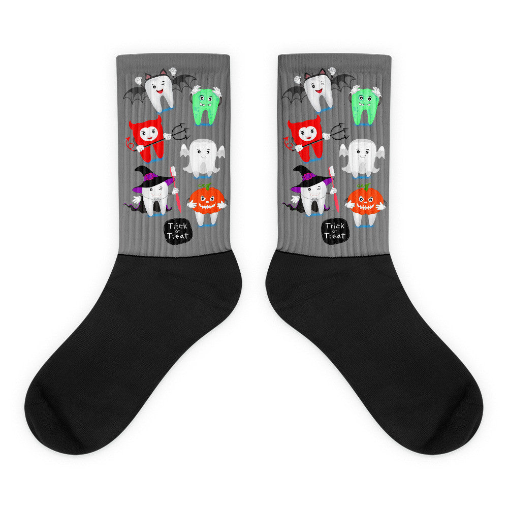 Trick Or Treat Socks