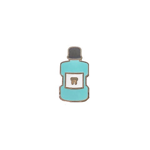 Mouthwash Pin