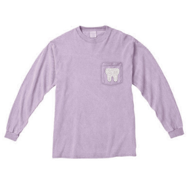 Sparkle Tooth Campus Long Sleeve