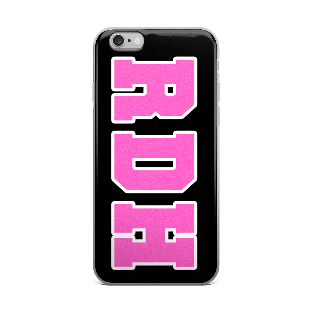 RDH iPhone Case