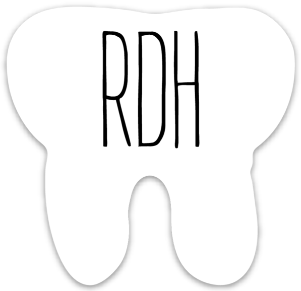 RDH Sticker