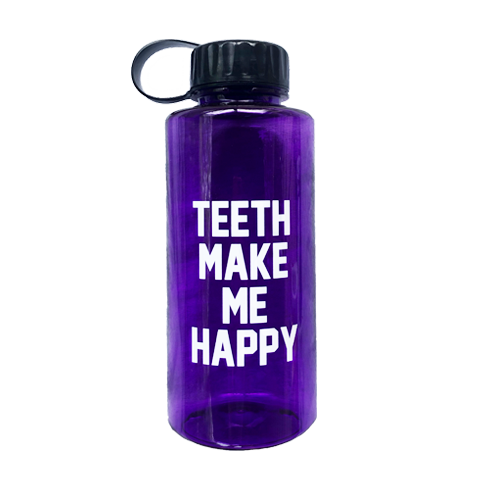 dental water bottle