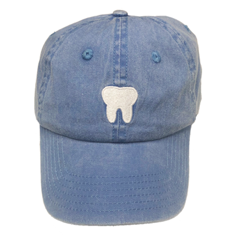 White Tooth Hat