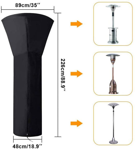 best patio heater cover