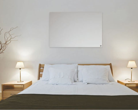 infrared wall heater panel
