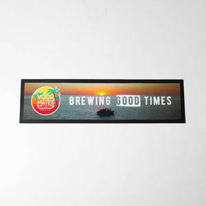 Brewing Good Times Bar Runner - Your Mates Brewing