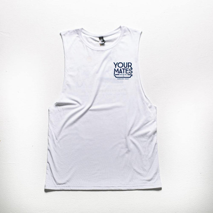 Limited Release Froth Tank | White - Your Mates Brewing