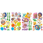 Bubble Guppies Peel And Stick Wall Decals - EonShoppee