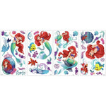Disney The Little Mermaid Peel & Stick Wall Decals - EonShoppee