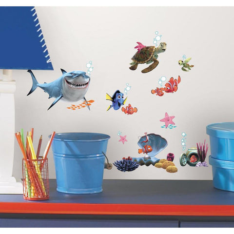 Disney Pixar Finding Nemo Wall Decals - EonShoppee