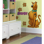 Scooby Doo Giant Wall Decals BIG Mural Kids Room Dogs Decor Stickers - EonShoppee
