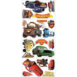 DISNEY CARS 19 BiG Piston Cup Wall Stickers Lightning McQueen Room Decor Decals - EonShoppee