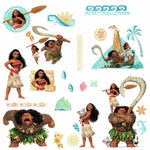 Disney Moana Peel and Stick Wall Decals