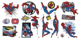 ULTIMATE SPIDER-MAN COMIC Peel And Stick Wall Decals - EonShoppee