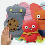Uglydolls Peel And Stick GIANT Wall Decals