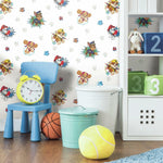 Paw Patrol Peel & Stick Wallpaper - EonShoppee