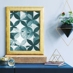 Paul Brent Moroccan Tile Peel & Stick Wallpaper - EonShoppee